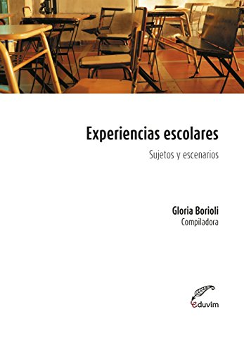 Experiencias escolares. Sujetos y territorios (Poliedros)