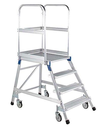 ZARGES-Podesttreppe-einseitig-8-Stufen-Z600