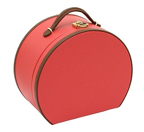 Friedrich 23 32030-4 Coffre à Bijoux Ascot pour Femme, Rouge