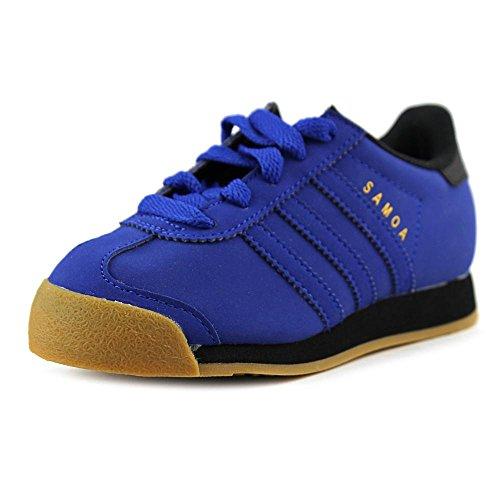 Adidas Samoa C Synthétique Baskets Croyal-Cblack-Bogold