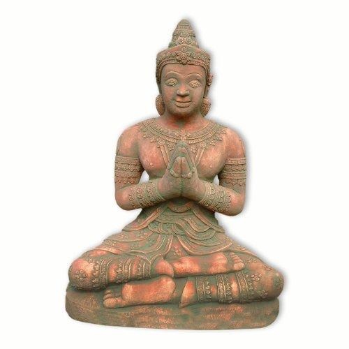Wilai Buddha sitzend
