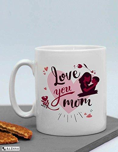 "Aldivo 12"" X 12"" Cushion Cover With Filler + Printed Coffee Mug +Greeting Card + Printed Key Ring"