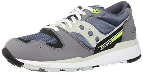 Sneaker Saucony SAUCONY Sneakers Saucony Azura 70437 Grey - Black Size:8
