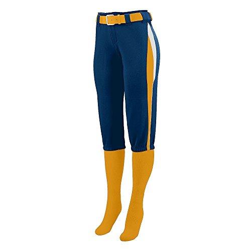 Augusta femmes de Comète de vêtements de sport pour femme Navy/Gold/White