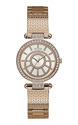 Guess Damen-Armbanduhr W1008L3 (Guess-designer-kleidung)