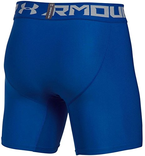 Under Armour Herren Hg Armour 2 Comp Shorts Kurze Hose, Grau, S Royal
