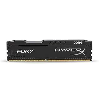 Kingston HyperX Fury DDR4 HX424C15FB2/8 RAM 8GB (2400MHz DDR4 CL15 DIMM)