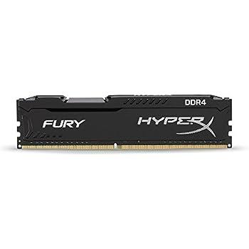 HyperX FURY DDR4 HX424C15FB2/8 RAM 8GB 2400MHz DDR4 CL15 DIMM