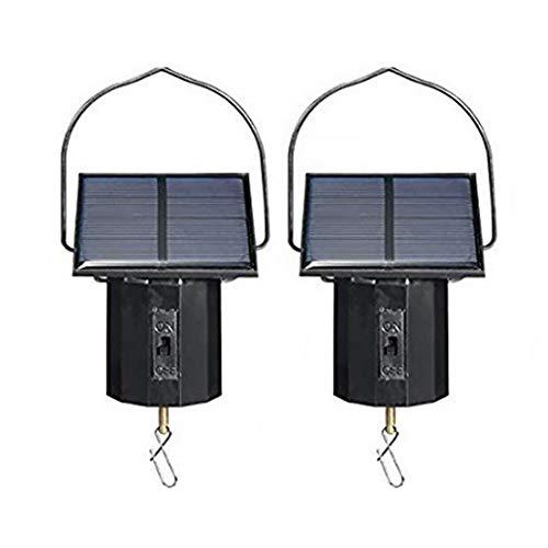Alftek Wirbeligig Wind Spinner Solarbetriebener Motor Flexible Große Elektrowerkzeug Hängen - Wind-spinner-motoren
