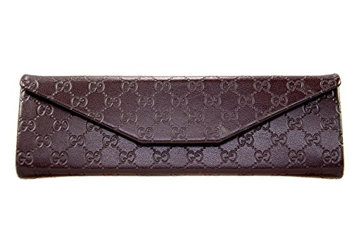 gucci-small-brown-triangle-glasses-spectacles-case-lense-cloth