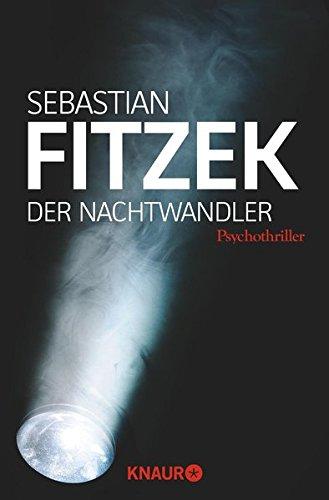 Buchcover Der Nachtwandler: Psychothriller