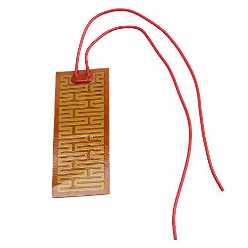 BQLZR 32,5 x 90 mm 12 V 10 W PI Kunststoff-Klebeband Heizfolie Heizfolie Heizfolie für medizinische Behandlung und Schönheitsprodukte -