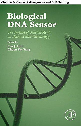 Biological DNA Sensor: Chapter 9. Cancer Pathogenesis and DNA Sensing (English Edition) -