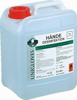 Haut- & Hände Desinfektion 5L Dosierkanister