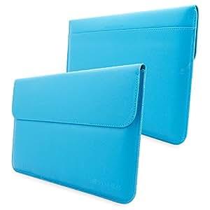 Housse Surface 2 et 1, Snugg - Pochette de Protection Cyan Avec Garantie à Vie Pour Microsoft Surface 2 et 1