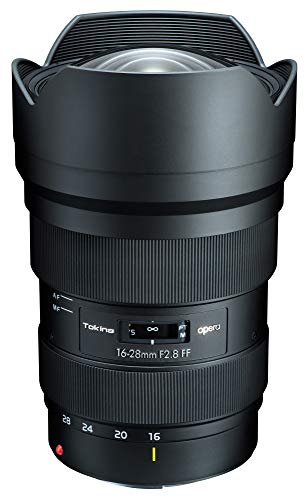 Optique TOKINA Opera 16-28mm F2.8 Canon