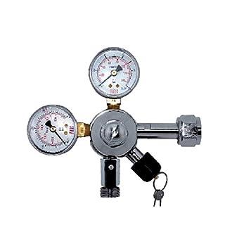Westerbarkey Macro CO² Kohlensäure Druckminderer 7 bar für Alkoholfreie Getränke