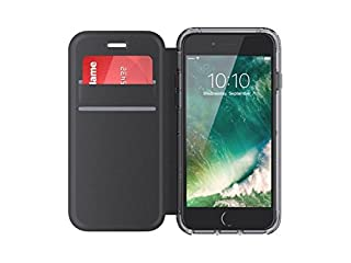 Griffin Survivor Clear Durchsichtige Hülle mit Wallet Cover für Apple iPhone 7+/7+ Dual/6s+/6+ - Schwarz/Transparent (B01KSYTXP0) | Amazon Products