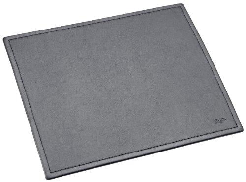 Läufer 37636 Ambiente Modena - Almohadilla para ratón (21 x 26 cm), color negro