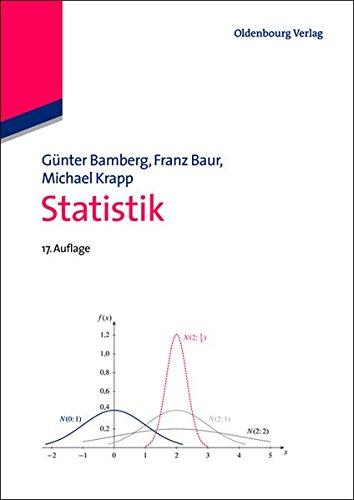 Statistik (Oldenbourgs Lehr- und Handbücher der Wirtschafts- u. Sozialwissenschaften)