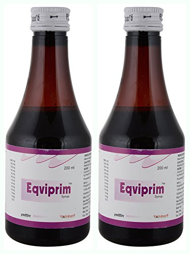 Polyguard Eqviprim Syrup (Pack of 2, 200 ML)