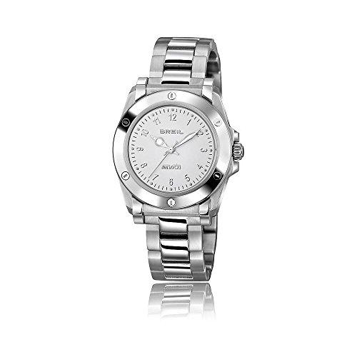 Breil Watch Manta Silver