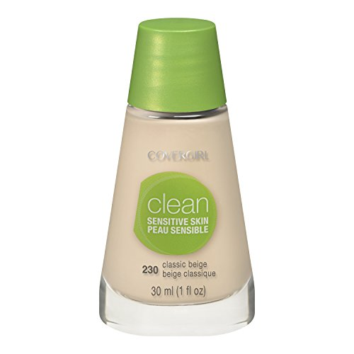 COVERGIRL CLEAN SENSITIVE SKIN MAKEUP #230 CLASSIC BEIGE