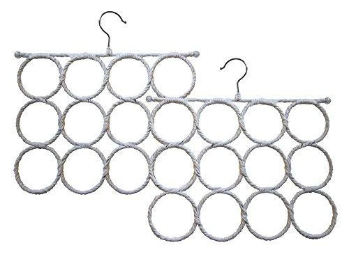 spezielles-design-zweier-packung-schalhalter-platzsparer-unkompliziert-aufhanger-fur-accessoires-im-