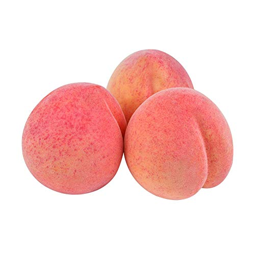 Tamumu Künstliche Zitronen/Limetten, Theaterrequisiten, Obst für Wohn-/Partydekoration, 4 Stück 3# (Künstliche Limetten Und Zitronen)