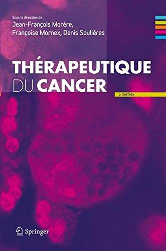 Thérapeutique du cancer