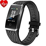 Willful Orologio Fitness Tracker Smartwatch Donna Uomo Bambini Smart Watch Android iOS...