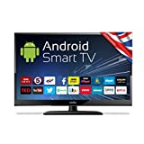 "Cello C24ANSMT 24"" Android Smart LED 12v/24v/240v TV with Wi-Fi and HD Freeview"