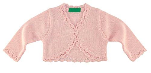 Kristel Mädchen Baby Strickjacke Bolero 902 9022 Rosa Gr.92