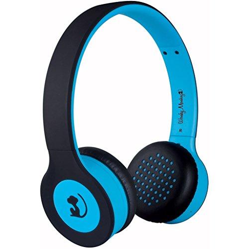 Wonky Monkey WM HS-550BU Wireless Cuffie Bluetooth senza Fili b84387e502b9