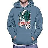 Plus Ultra Skate Brand My Hero Academia Men's Hooded Sweatshirt