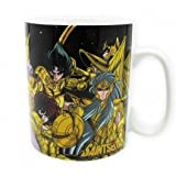 aby Tazza Saint Seiya di 460 ml