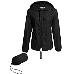 Chaqueta Impermeable Mujer...