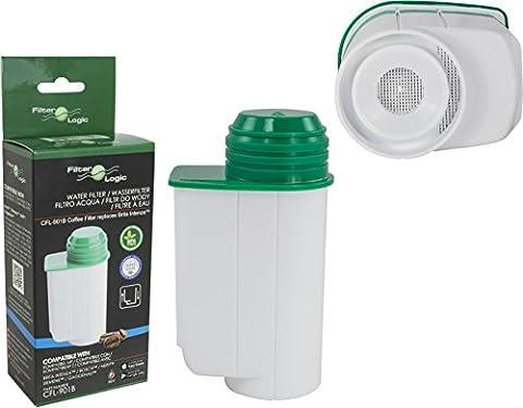 FilterLogic CFL-901B - Wasserfilter ersetzt BRITA INTENZA Nr. TCZ7003 - TCZ7033 - TZ70003 - 575491 (Bosch Serie 700)