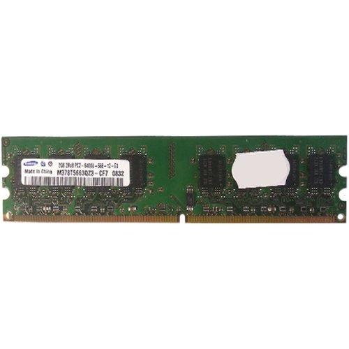 Samsung 2GB DDR2–8002GB DDR2800MHz Speicher