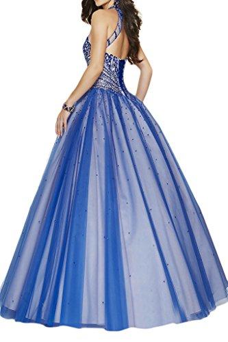 Missdressy - Robe - Femme Bleu - Bleu