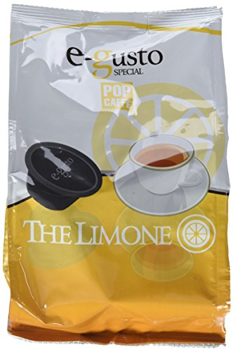 POP Caffè E-GUSTO THE LIMONE 160 capsule