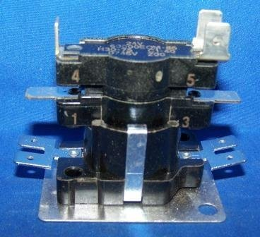 Thermal Time Delay Relay by MARS -