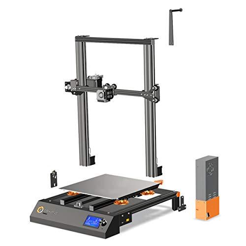 Eryone 3D Drucker Thinker S, Super leise,Magnetische und Flexible PEI-Druckoberfläche, Verbesserte XYZ-Achse, Extruder und Druckplattform, Druckgröße 300x300x400mm - 4