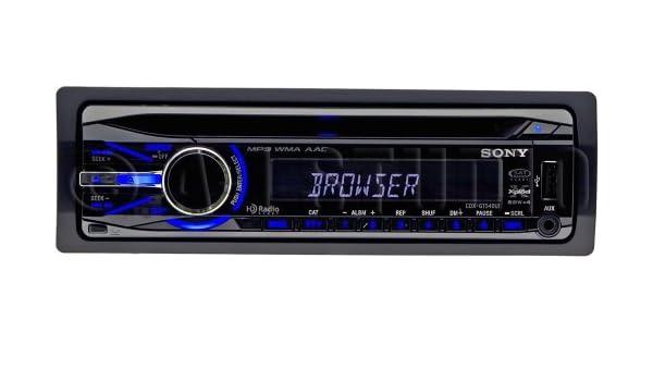 Sony CDX-GT540UI car media receiver - car media receivers (White ...