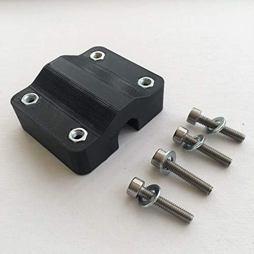 Motorrad Lenkerhalterung passend für Garmin Zumo 400-500-550-595-660 (12mm)