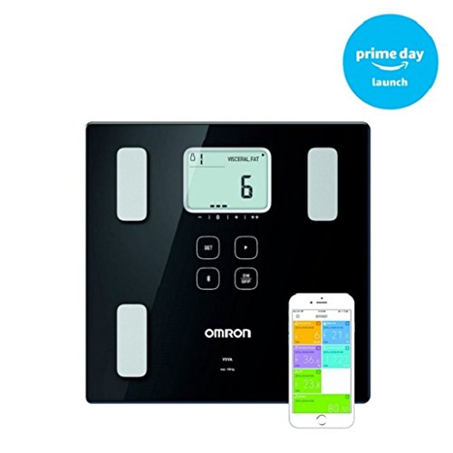 Omron VIVA die smarte Körperanalysewaage (Verbesserung Der Gewichtsverlust)