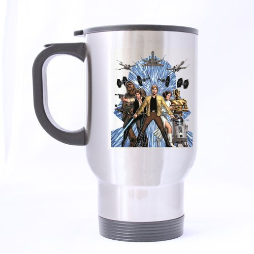 Star Wars Pattern Customized Design Travel Mug(Tasses à café) Coffee Mug(Tasses à café) Creative Sport Cup Personalized Tea Cup 14OZ