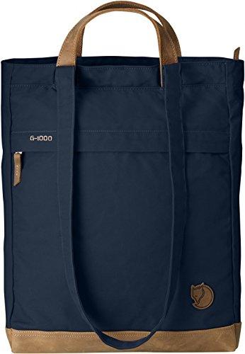 Fjllrven Tasche Totepack No.2, 24229-560, blau (Navy), 15 x 33 x 42 cm, 16 liters, One Size
