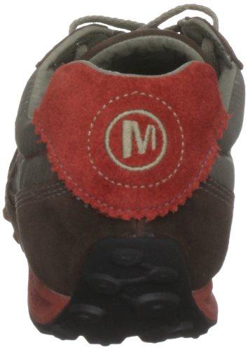 Merrell - Metres, Stivaletti Uomo Marrone (Brown (Espresso/Red Ochre))