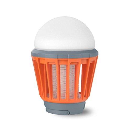 Indoor und Outdoor Elektronische Moskito Killer USB Aufladung Dimmable Portable Wasserdicht für Indoor Home Küche Baby Schlafzimmer Büro Garten Reise , B